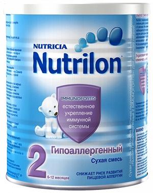 нутрилон пепти аллергия отзывы при атопическом